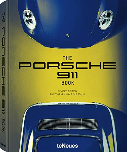 The Porsche 911 Book revised ed. (Photographer) por René Staud