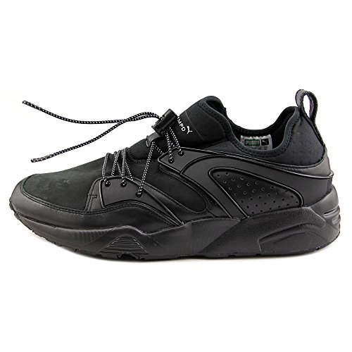 Puma Blaze Of Glory X Stampd Textile Turnschuhe Black