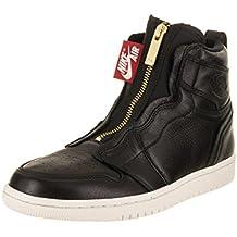 Nike Wmns Air Jordan 1 High Zip, Zapatillas de Deporte para Mujer