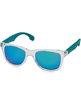 Carrera Carrerino 20 Z9, Gafas de Sol Unisex-Niño, Mtblue Cryst, 46