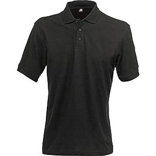 ACODE Polo-Shirt Basecamp | Größe: XL | Schwarz
