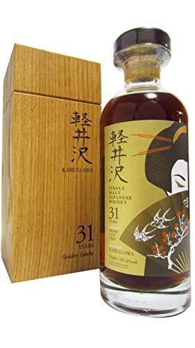 Karuizawa (silent) - Golden Geisha - 31 year old Whisky