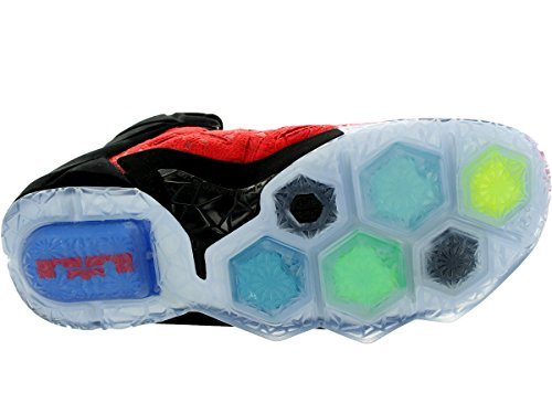 600 748 Rosso Montate 861 Gli Nike Università Nero Lebron Ext Uomini Per Xii Scarpe Metallizzato xpq1w6C