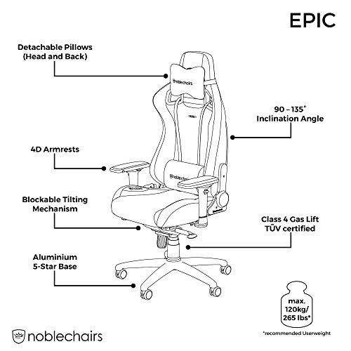 noblechairs – Epic - 6