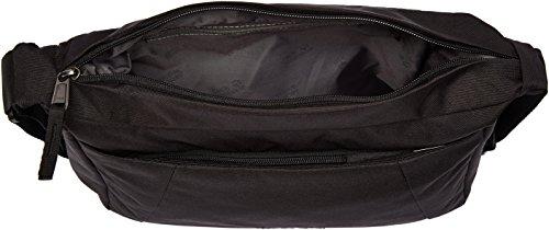 Jack Wolfskin Damen Valparaiso Bag Umhängetasche, One Size black
