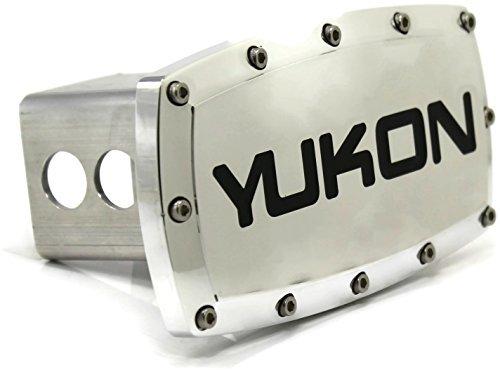 gmc-yukon-billet-2-tow-hitch-cover-plug-engraved-billet-aluminum-by-dantegts
