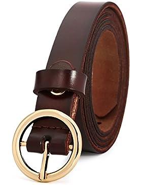 Simple Cinturón Todo A Juego/Cinturón Faja Decorativa Casual-B 95cm(37inch)