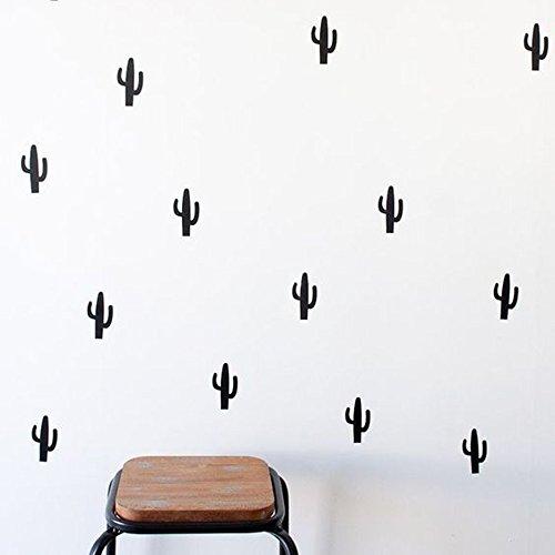 40-pice-set-caricaturer-petit-cactus-dcor-stickers-muraux-pour-chambre-denfants-amovible-peintures-n