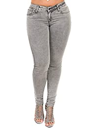 Women's Ladies Stunning Classic Fitted Casual Skinny Jeans