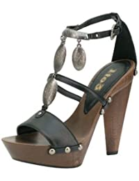 1TO3 - Sandale avec rivets