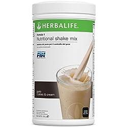 Herbalife Formule 1 repas sain Biscuits & Crème - 550 g