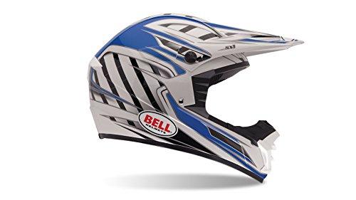 Bell Helmets Casco Adulto, color Switch Azul, talla M