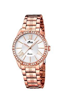 Lotus 18132/1 - Reloj de pulsera Mujer, color dorado