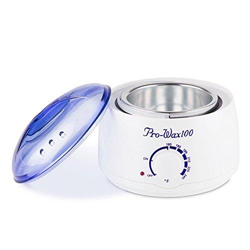 AimdonR Schmelzwachs-Haar-Abbau-Ausrüstung, elektrisches Wachs-Schmelzgerät Heißes Wachs-Wärmer, Schönheitsausrüstung, 500 CC