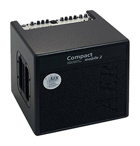 Aer cpm amplificador profesional para guitarra electroacústica a pila