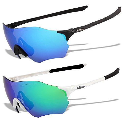 Flammenloses Schild Iridium Objektiv Original Sportbrillen Sonnenbrillen EZ (EZ01+EZ02)