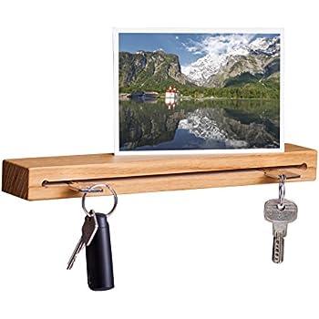 Schlüsselbrett Schlüsselhalter Wald Wanddekoration Individuell schlüsselleiste