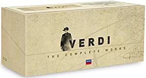 Verdi: The Complete Works (Coffret 75 CD)