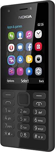 """Nokia 216 2.4"""" 82.6g Nero Caratteristica del telefono"""