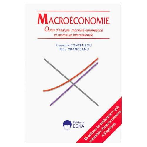 Macroéconomie : Outils d'analyse, monnaie européenne et ouverture internationale
