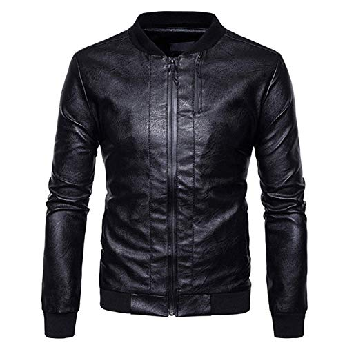 635c72486c653 Leather outwear the best Amazon price in SaveMoney.es