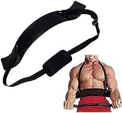 Tenstar Arm Blaster Adjustable Bodybuilding Bicep Curl Blaster