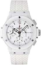 ASPEN WHITE CERAMIC HUBLOT 41 MM