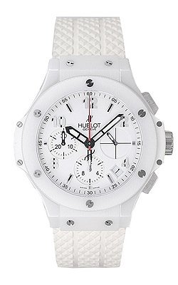 HUBLOT ASPEN 41 MM WHITE CERAMIC