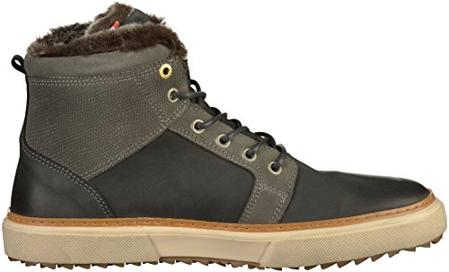 Pantofola d Oro 10173033 Herren Sneakers Grau(Dunkelgrau)
