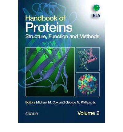 [( The Handbook of Proteins: Structure, Function and Methods )] [by: Michael M. Cox] [Mar-2008]