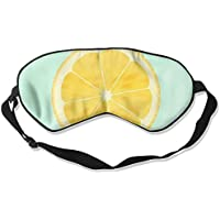 Comfortable Sleep Eyes Masks Fresh Lemon Pattern Sleeping Mask For Travelling, Night Noon Nap, Mediation Or Yoga preisvergleich bei billige-tabletten.eu