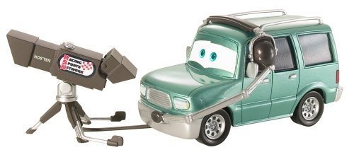 Disney/Pixar Cars Oversized Nelson Blindspot Vehicle by Mattel