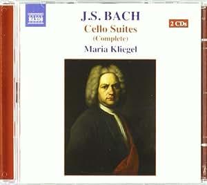 Cellosuiten Nr. 1-6