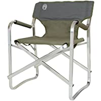 Coleman Deck Chair Sedia, Verde