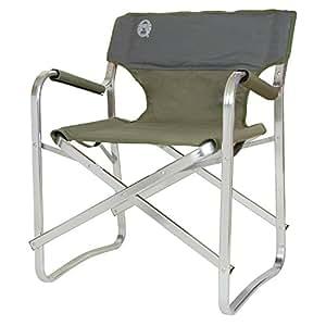 Coleman Deck Chair - Green