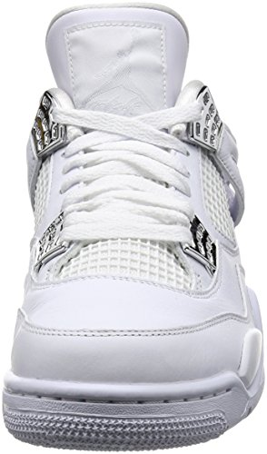 Nike Air Jordan 4, Sneaker uomo White