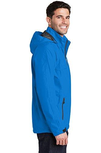 Port Authority Torrent Veste imperméable pour homme. j333 Bleu - Direct Blue