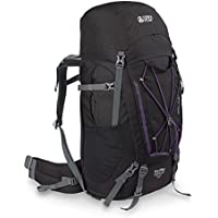 Delta Trail 50, black / purple