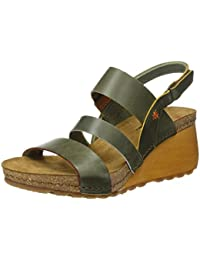 Para Sandalias Zapatos Vestir Fy76bg Mujer Amazon De Esverde FJK1ucTl3