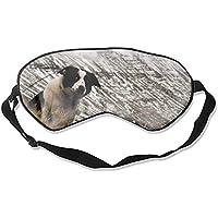 Animal Border Collie Hunde Schlafmaske mit verstellbarem Riemen für Damen und Herren preisvergleich bei billige-tabletten.eu