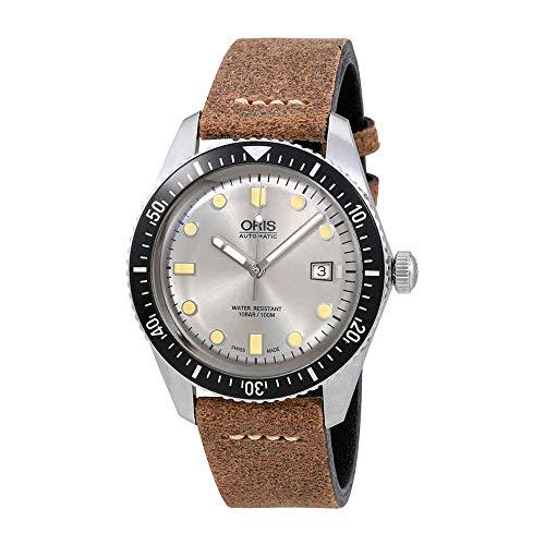 Oris plongeurs Sixty-five 73377204051LS Montre pour homme