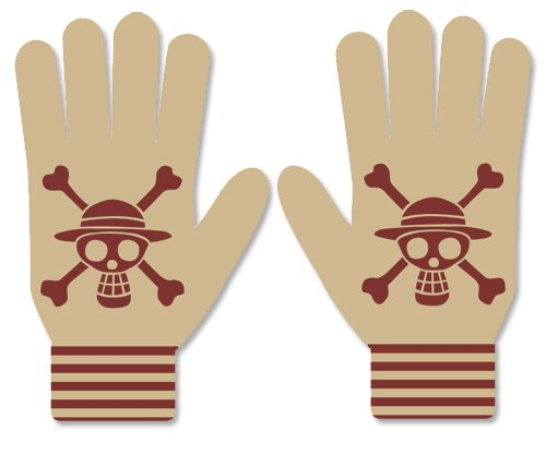 One Piece Cospa Handschuhe: Straw Hat Pirates (Beige) Japan-Import (Zorro Handschuhe)