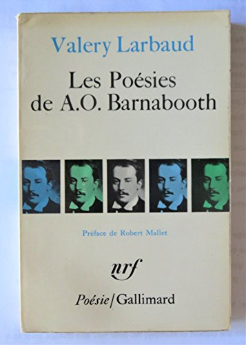 Les Poesies De A O Barnabooth Poesies Diverses [Pdf/ePub] eBook