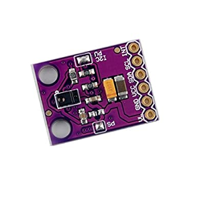 Generic APDS-9960 RGB Gesture Sensor Detection I2C Breakout Module for Arduino