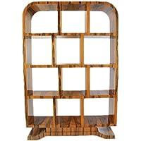 Comparador de precios Casa-Padrino Art Deco Mahogany Bookcase - Artdeco Bookcase Shelving Furniture Antique Style - precios baratos