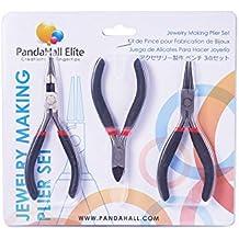81476e7f0f37 Juegos de herramientas de DIY joyeria de acero