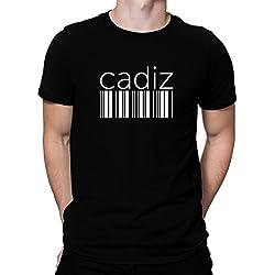 Camiseta Cadiz barcode