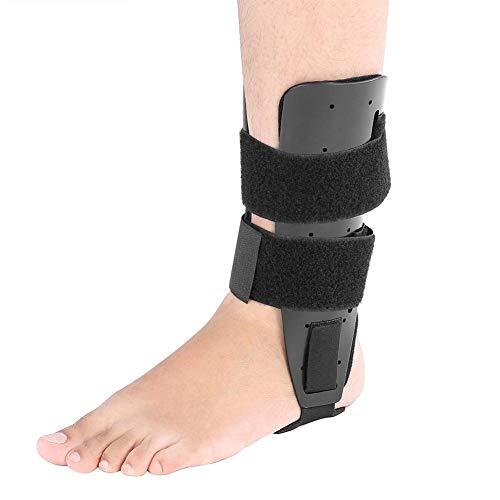 Tutore regolabile per caviglia, tutore per caviglia, protezione per il piede per lesioni alle lesioni ai crampi del piede e per il recupero della stecca