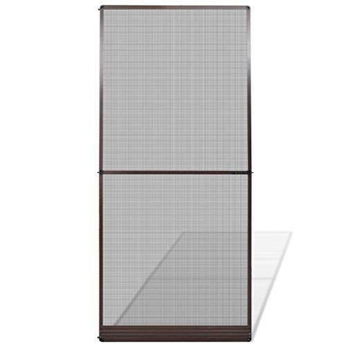 Festnight- Mosquitera para Puertas Abatibles 100 x 215 cm