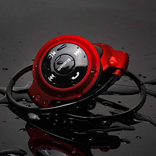 Bluetooth Kopfhörer Drahtloses Headset Sport Stereo Sport FM TF Bluetooth 3-in-1-Over-Ear-Bluetooth-Kopfhörer - Mini 503-Freisprecheinrichtung